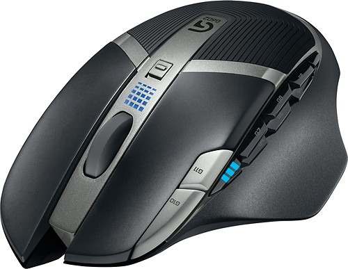 a59cca60ceb If you've ever had a wireless gaming mouse die in the middle of a game,  then you know how devastating that feels. Logitech, one of the top sought  brands ...